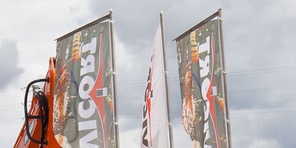 Vicort became a Platinum sponsor of the XI EXPOFLORESTAL