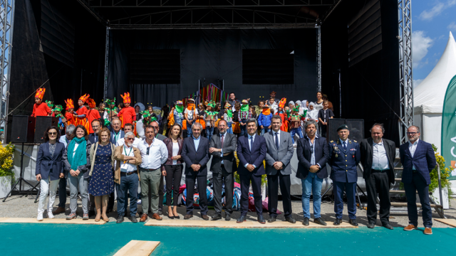 The first day of the XI Expoflorestal