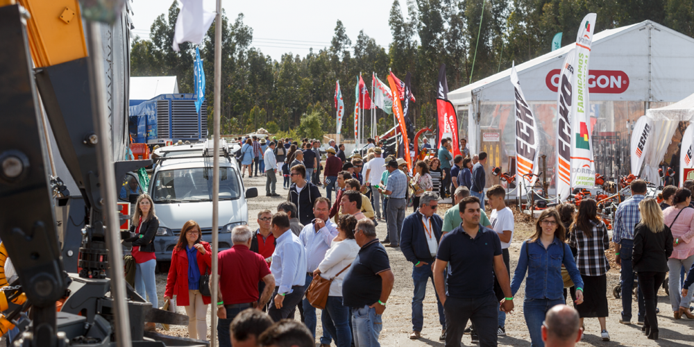 The last day of the XI Expoflorestal is now closing